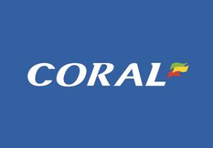 Coral logotipo